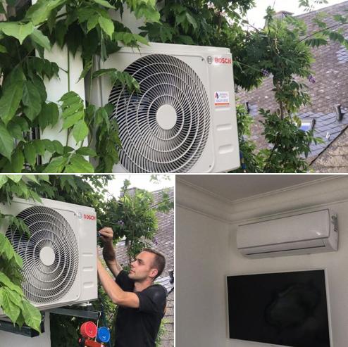 Klimaanlage in Neuwied eingebaut