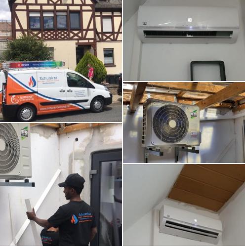 REMKO Klima-Splitgerät in Kobern Gondorf