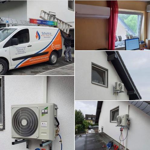 Klimaanlage Splitgerät von Remko in Andernach