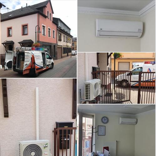 Split Klimaanlage in Mülheim-Kärlich | by Schunk 2.0