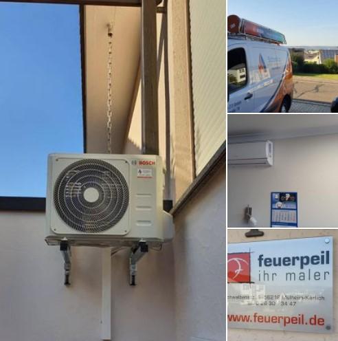 Klimaanlage Wand Split für Mülheim-Kärlich - by Schunk 2.0