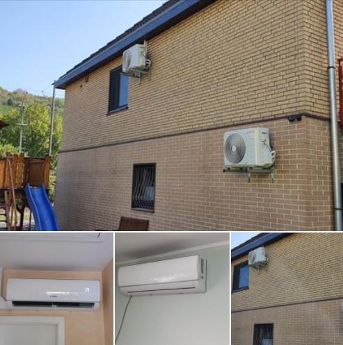 Klimaanlage Wandgerät Splitgerät in Kobern Gondorf