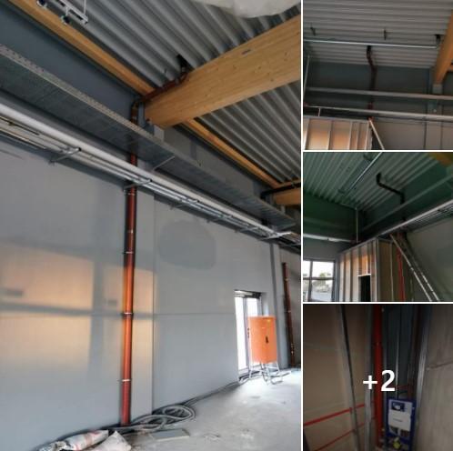 Schunk 2.0 im Grossprojekt REWE XXL in Rheinbach
