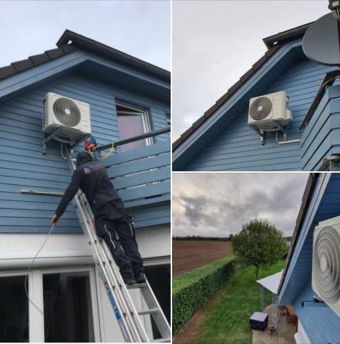 Klimaanlage Angebot in Plaidt bei Andernach montiert. By Schunk 2.0